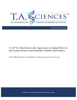 Essex Study TA65 for Skin