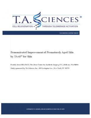 Stern Study TA65 for Skin